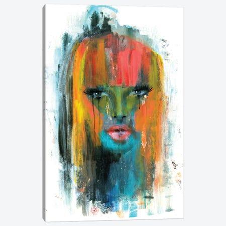Egyptian Princess Canvas Print #KBE6} by Kerry Beall Canvas Wall Art