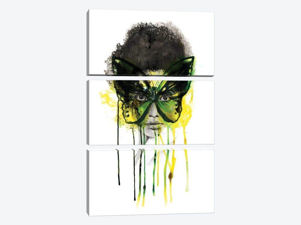 Emerald by Kerry Beall 3-piece Art Print