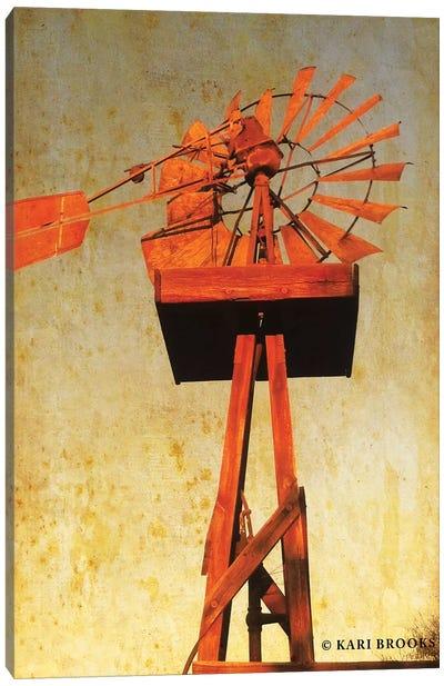 Chip's Windmill I Canvas Art Print