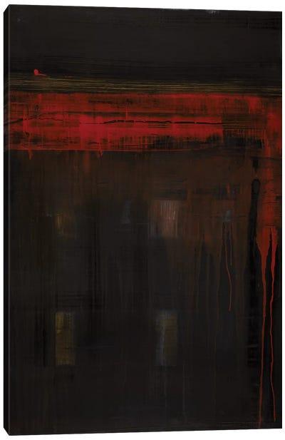 Dark Passion Canvas Art Print