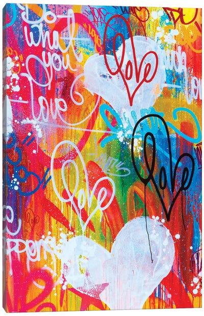 Do What You Love Canvas Art Print