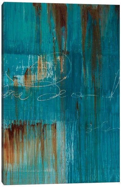 See Through I Canvas Art Print