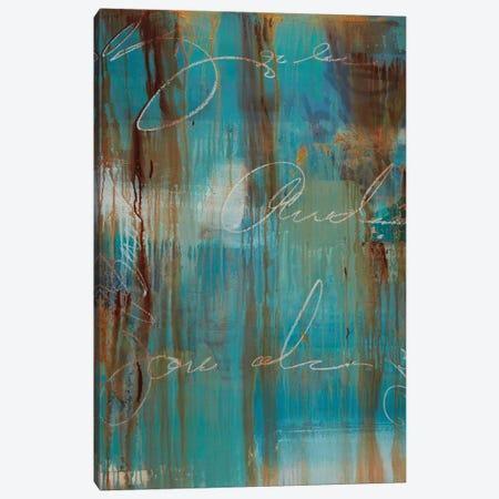 See Through II Canvas Print #KBM60} by KBM Canvas Artwork