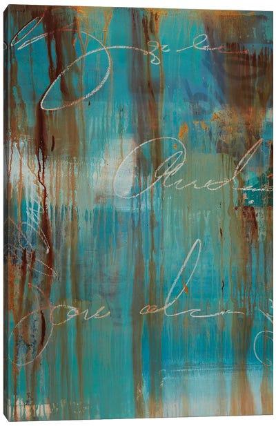 See Through II Canvas Art Print