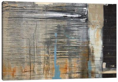 Against The Grain Canvas Art Print