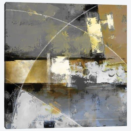 Uptown Tempo II Canvas Print #KBN2} by Ken Berman Canvas Art
