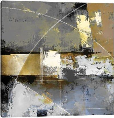 Uptown Tempo II Canvas Art Print