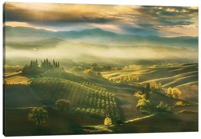 Autumn... Canvas Art Print