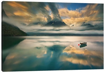 One... Canvas Art Print