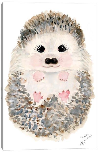 Hedgie I Canvas Art Print