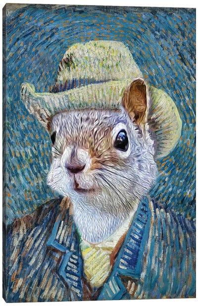 Vincent Canvas Art Print