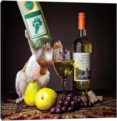 Squirrelfoot Wine Canvas Art Print