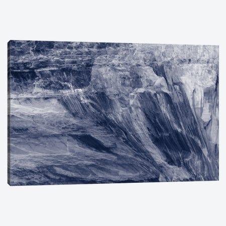 Rock Esign Canvas Print #KCF118} by Kevin Clifford Canvas Artwork