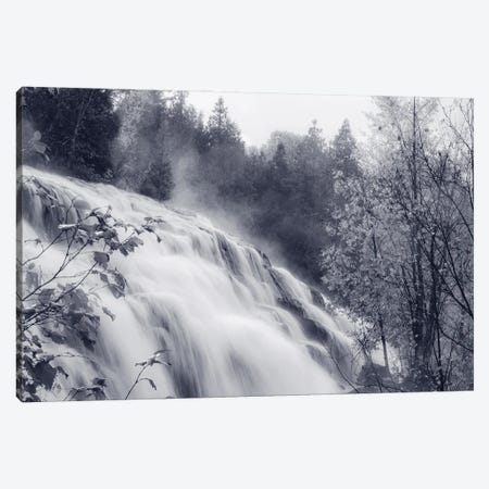 Rocky Falls Canvas Print #KCF119} by Kevin Clifford Canvas Art