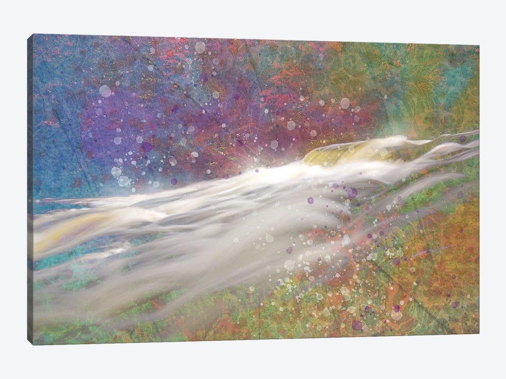 Bond Falls by Kevin Clifford 1-piece Canvas Wall Art