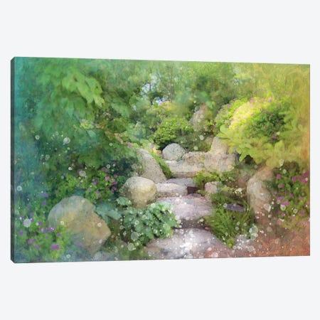 Mystic Path Canvas Print #KCF29} by Kevin Clifford Canvas Wall Art