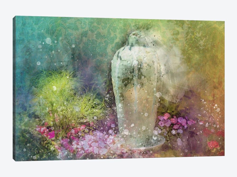 Floral Design by Kevin Clifford 1-piece Canvas Artwork