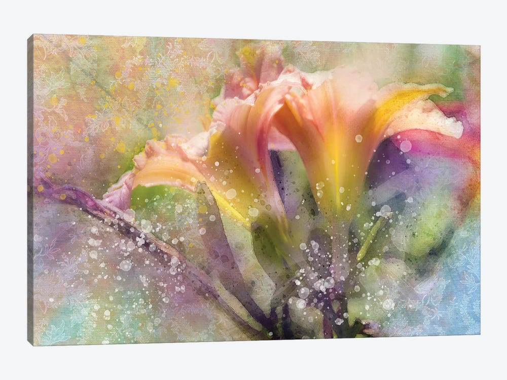 Floral I by Kevin Clifford 1-piece Art Print