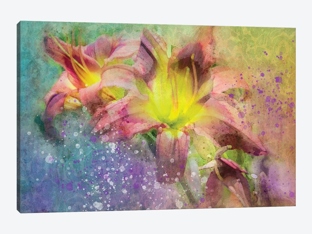 Floral II by Kevin Clifford 1-piece Art Print