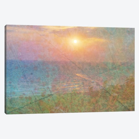Enchanted Evening Canvas Print #KCF83} by Kevin Clifford Canvas Artwork