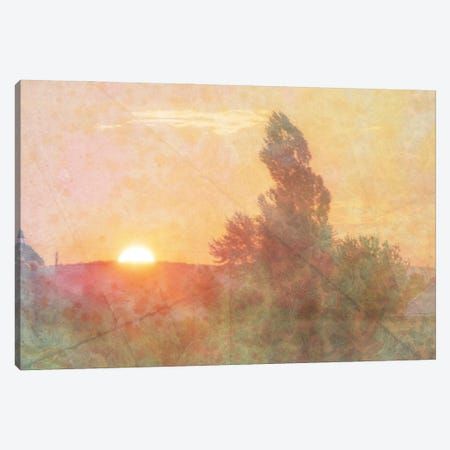 Days End Canvas Print #KCF86} by Kevin Clifford Art Print