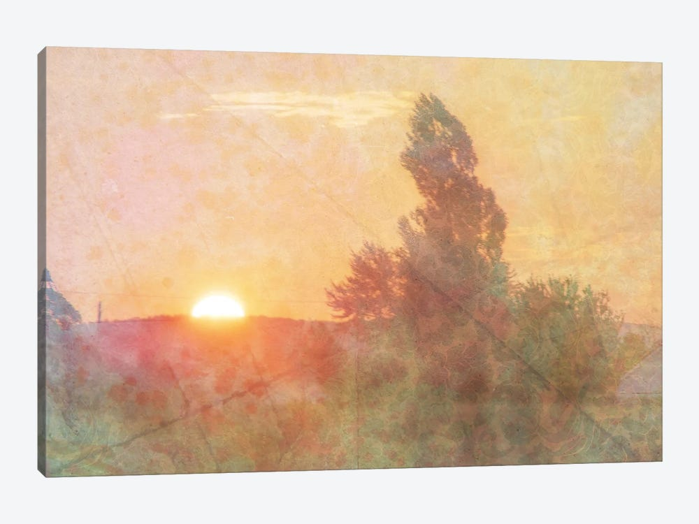Days End by Kevin Clifford 1-piece Canvas Artwork