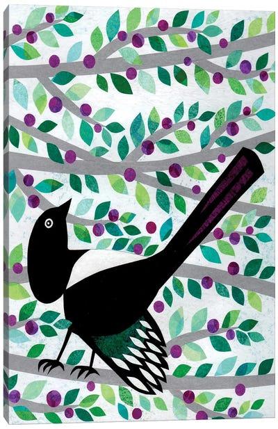 Forest Creatures X Canvas Art Print