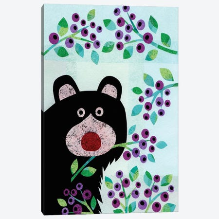 Forest Creatures XI Canvas Print #KCN11} by Kim Conway Art Print