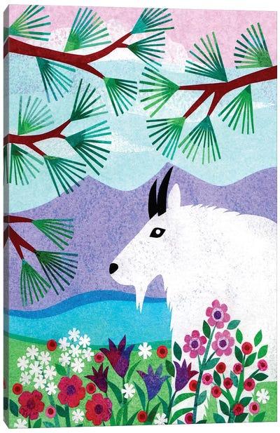 Forest Creatures V Canvas Art Print
