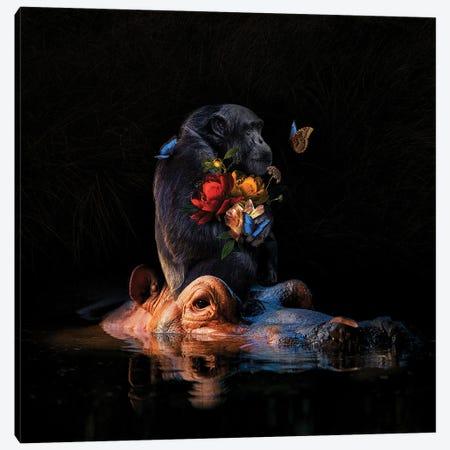 Making Others Feel Less Broken Canvas Print #KCQ14} by Karen Cantuq Canvas Art Print