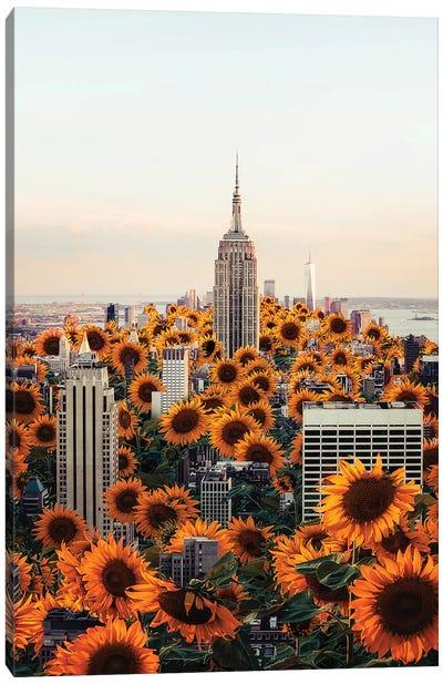Healing Season NYC Canvas Art Print