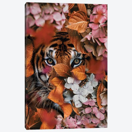 I Fall Every Time Canvas Print #KCQ20} by Karen Cantuq Canvas Print