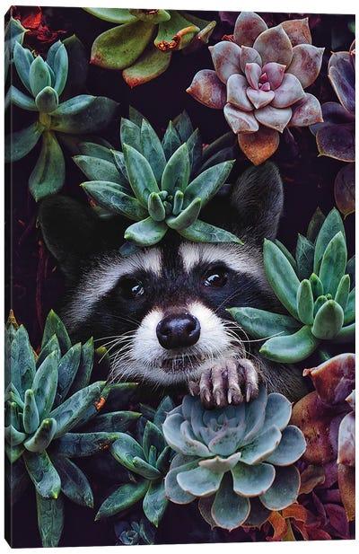 Hello You're Beautiful Canvas Art Print