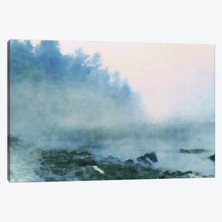 Forest Series #26 Canvas Print #KCU21} by Kim Curinga Art Print