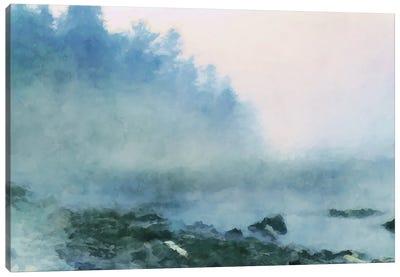 Forest Series #26 Canvas Art Print