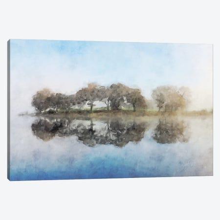 Lodge Series #16 Canvas Print #KCU22} by Kim Curinga Canvas Art Print