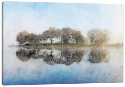 Lodge Series #16 Canvas Art Print