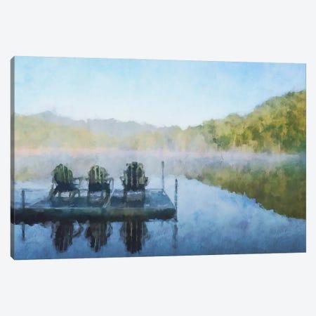 Lodge Series #23 Canvas Print #KCU23} by Kim Curinga Art Print