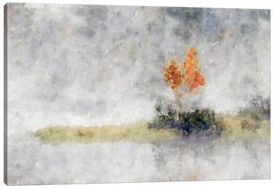 Misty Series #10 Canvas Art Print