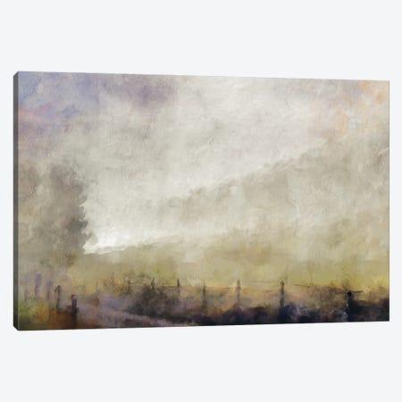 Misty Series #14 Canvas Print #KCU27} by Kim Curinga Canvas Art