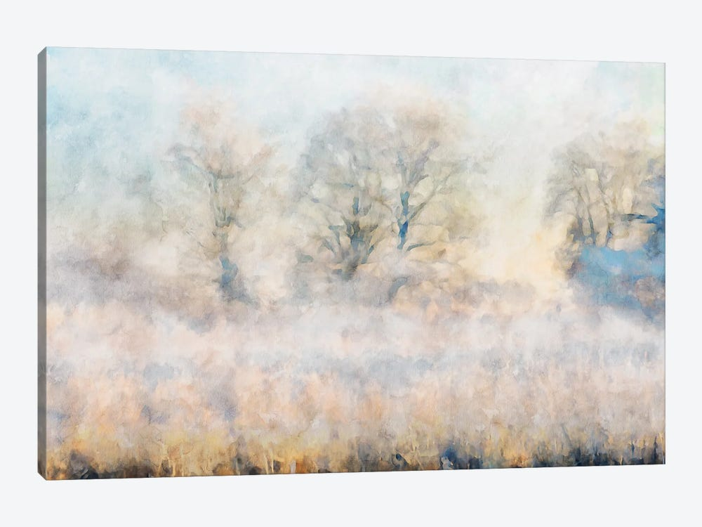 Misty Series #16 by Kim Curinga 1-piece Canvas Print