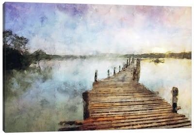 Piers Series #3 Canvas Art Print