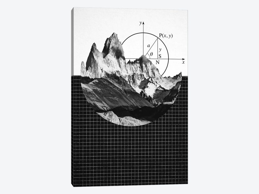 Apex Minima 1-piece Canvas Print