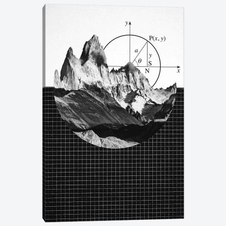 Apex Minima Canvas Print #KDE9} by Keith Destro Canvas Art Print