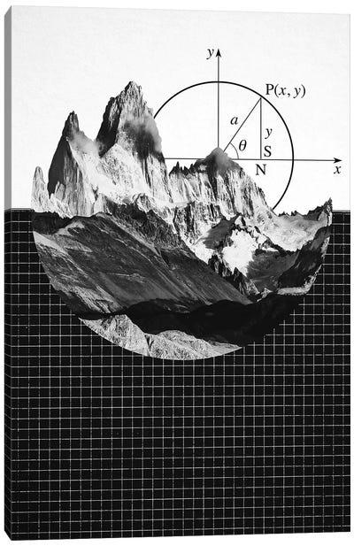 Apex Minima Canvas Art Print