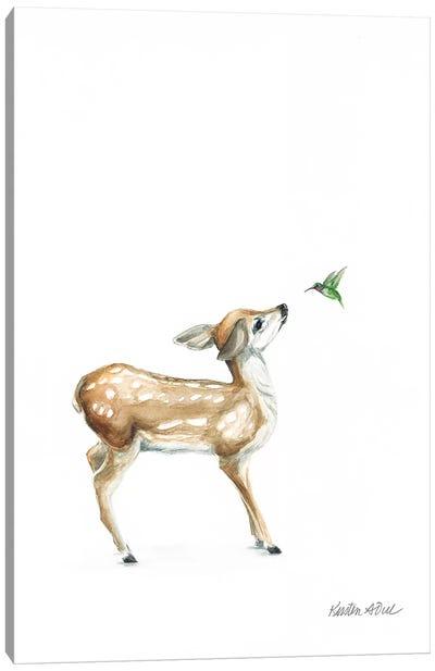 Hello Friend I Canvas Art Print