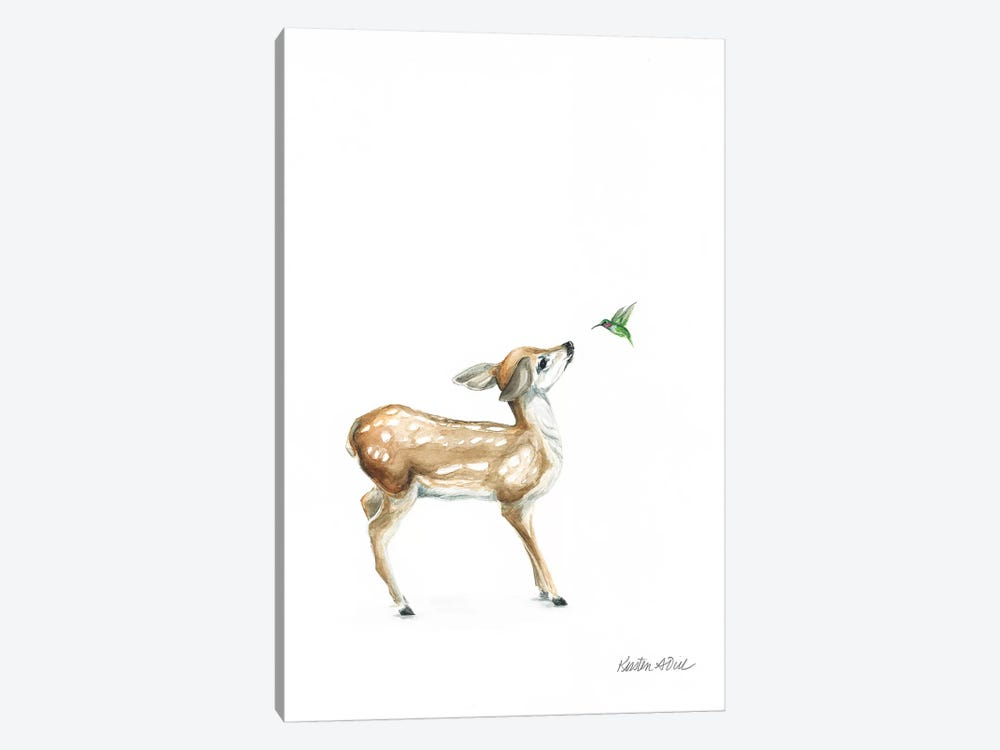 Hello Friend I by Kirsten Dill 1-piece Art Print