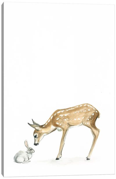 Hello Friend II Canvas Art Print