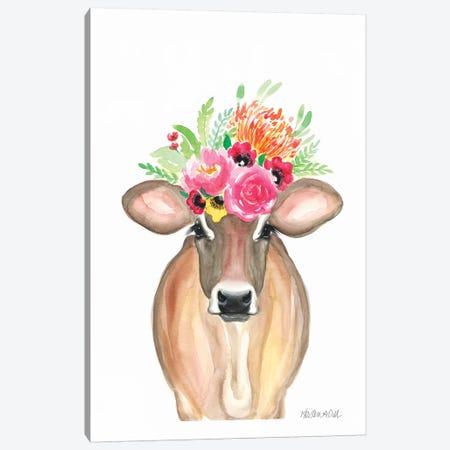 Judy Canvas Print #KDI19} by Kirsten Dill Canvas Art Print