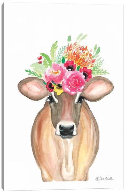 Judy Canvas Art Print